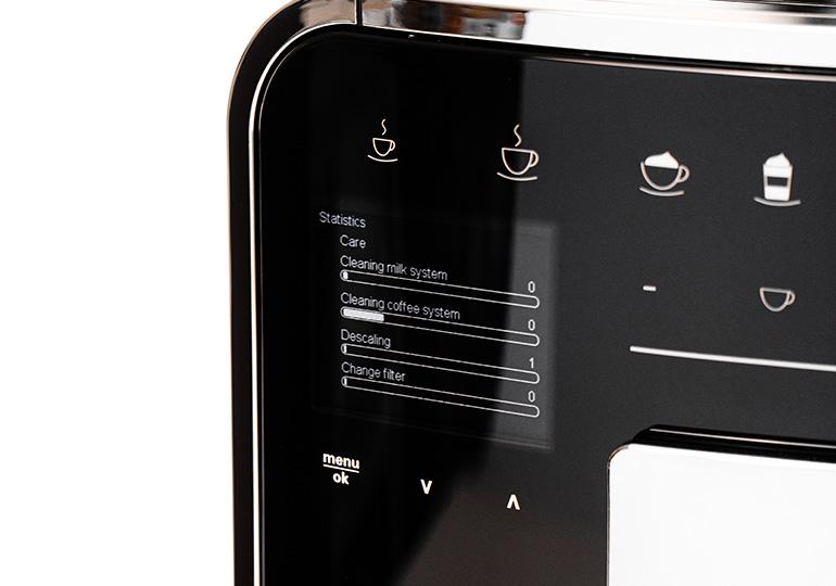 Peamine viga kohvimasinate katlakivi eemaldamisel