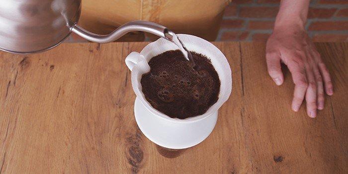 Hario V60. Kohvisemu
