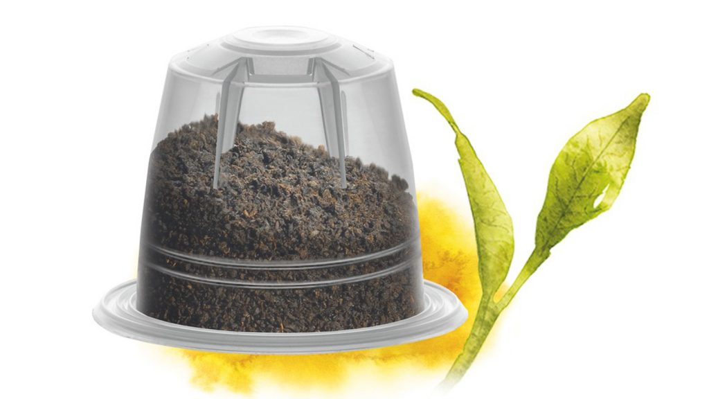 Tee capsu