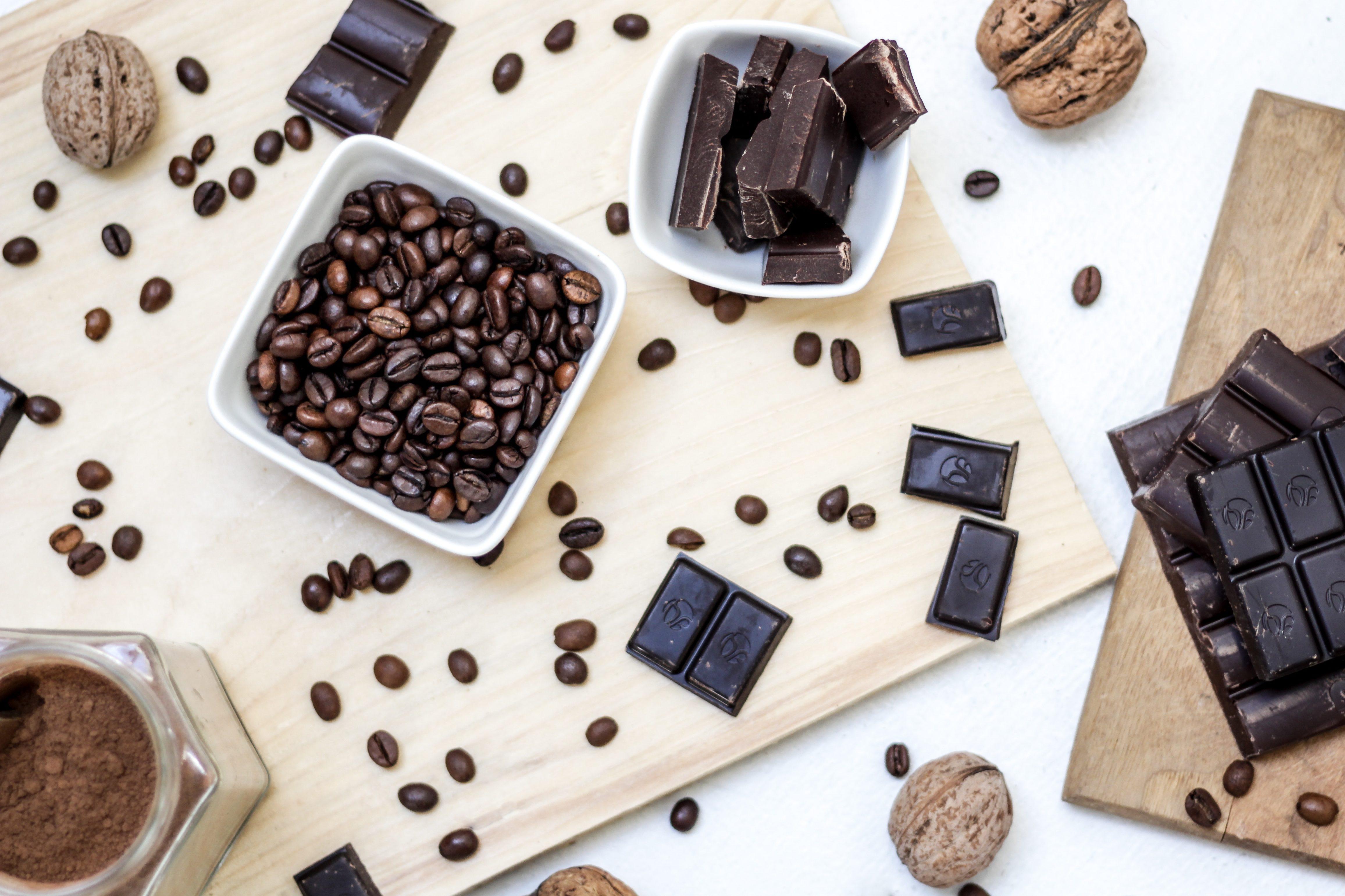 Kohvi ja šokolaad