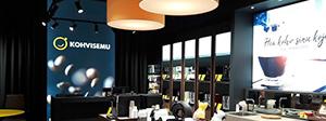Kohvisemu T1 Tallinn