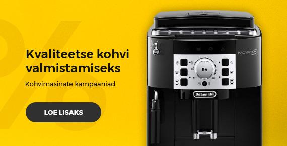 Kohvimasinate kampaaniad
