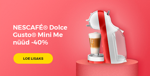 NESCAFÉ® Dolce Gusto® Mini Me nüüd -40%