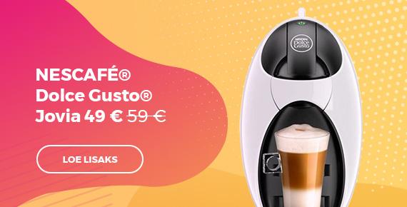 """Kohvimasin NESCAFÉ® Dolce Gusto® """"Jovia"""""""