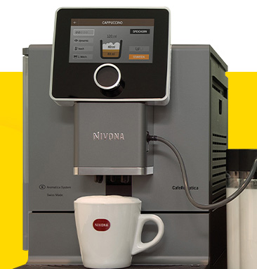 "Nivona ""CafeRomantica NICR 970"" -10%"