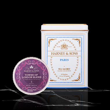 Harney & Sons tee -30%
