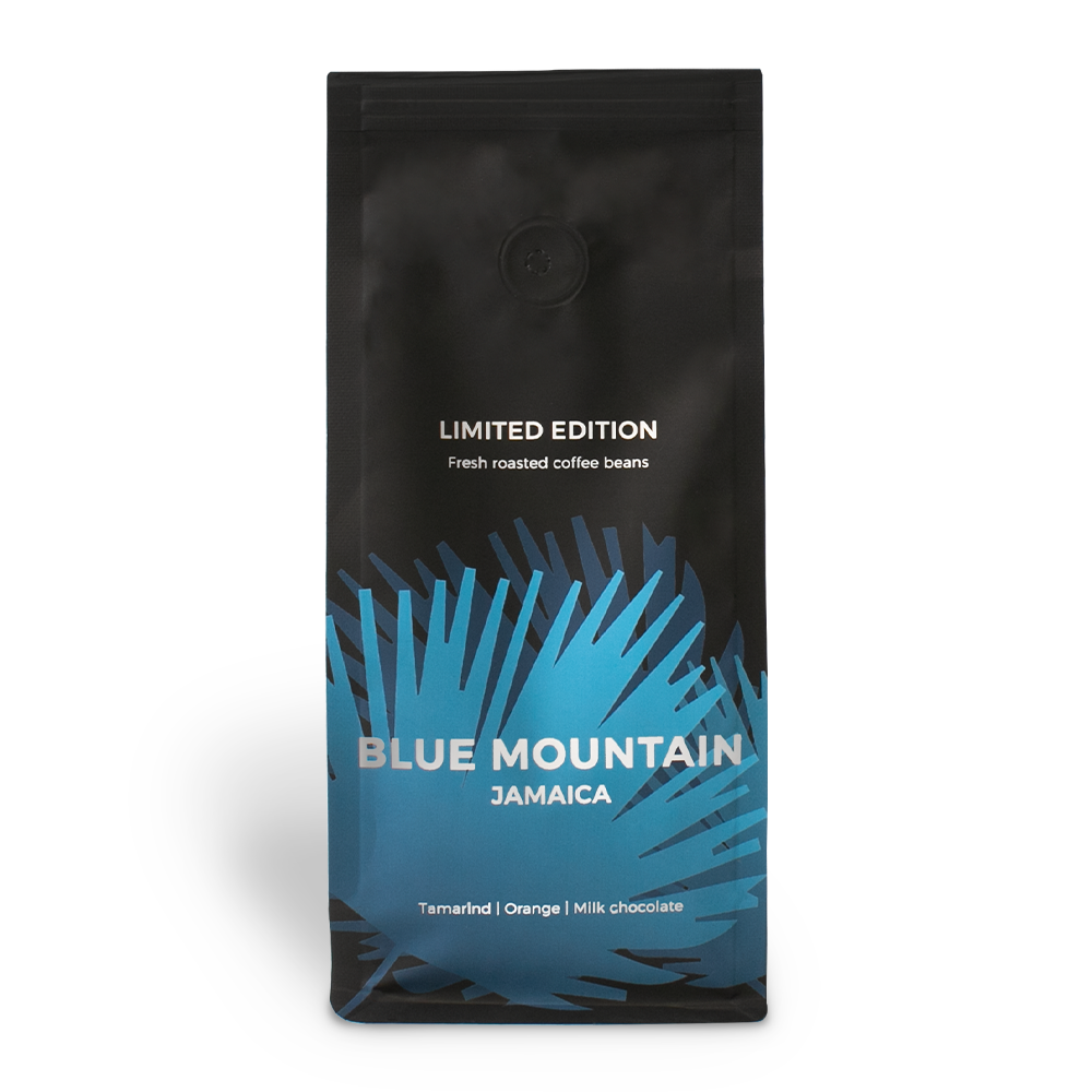 "Specialty kohvioad ""Jamaica Blue Mountain"", 250 g"