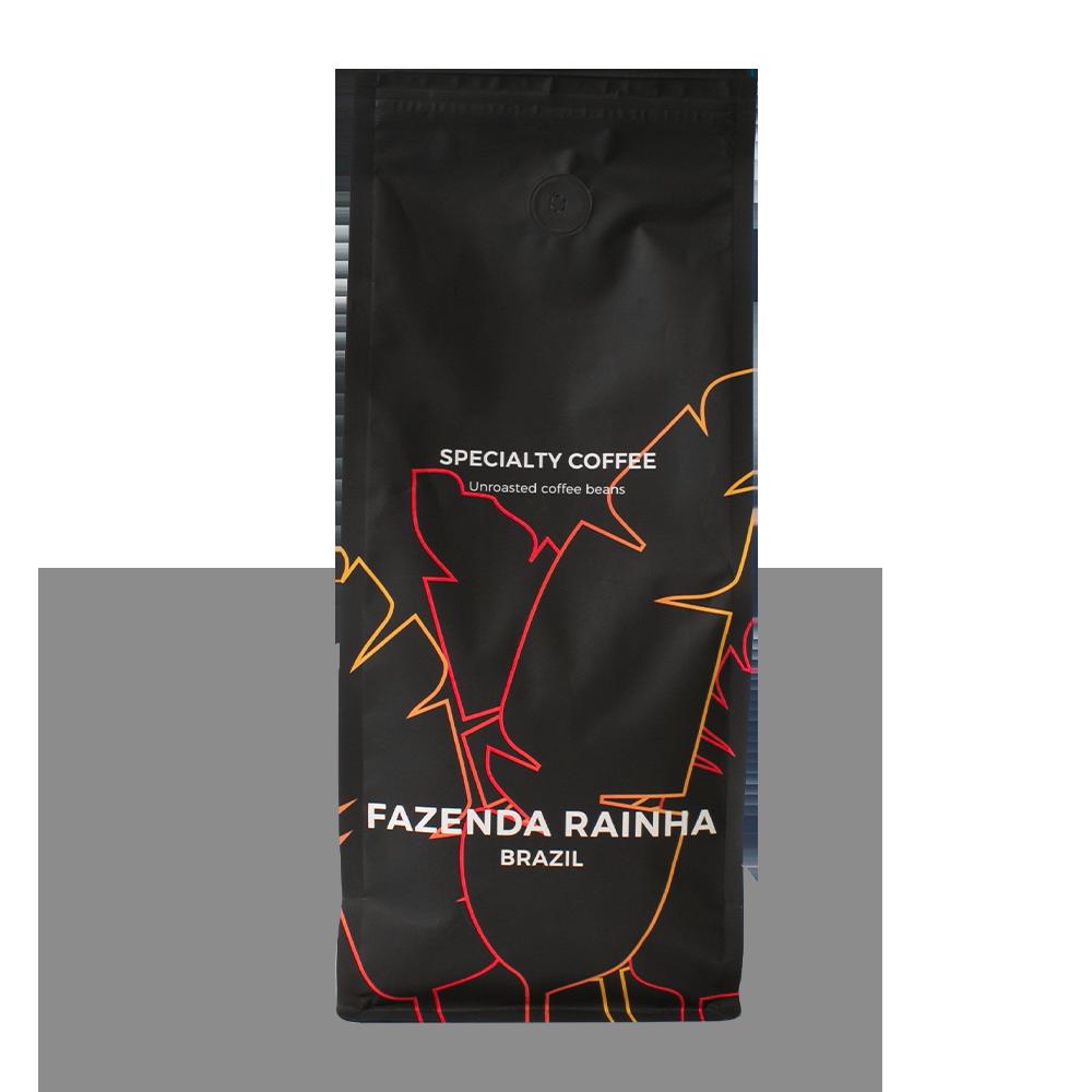 "Röstimata Specialty kohvioad ""Brazil Fazenda Rainha"", 1 kg"