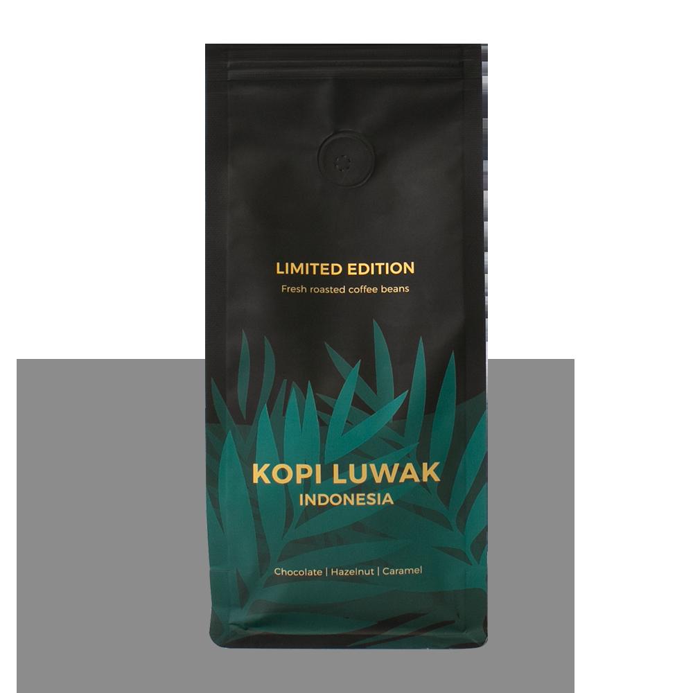 "Specialty kohvioad ""Indonesia Kopi Luwak"", 250 g"