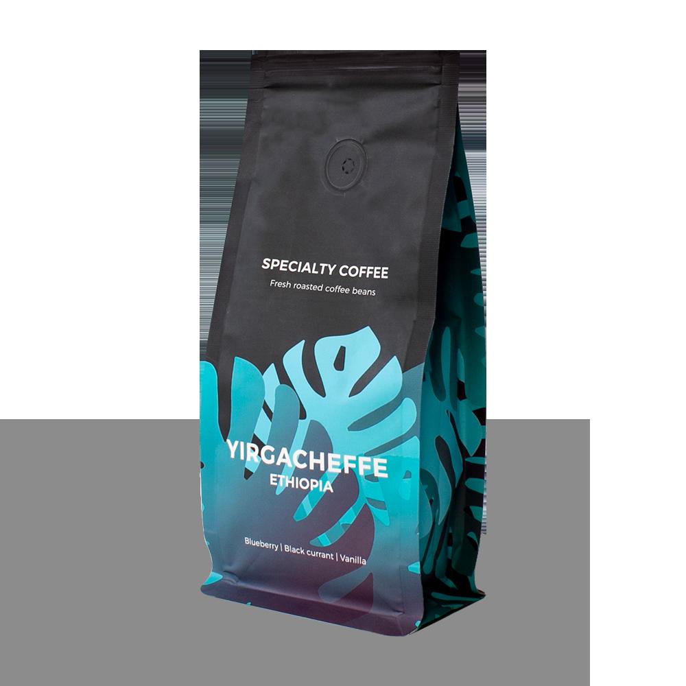 "Specialty kohvioad ""Ethiopia Yirgacheffee"", 250 g"