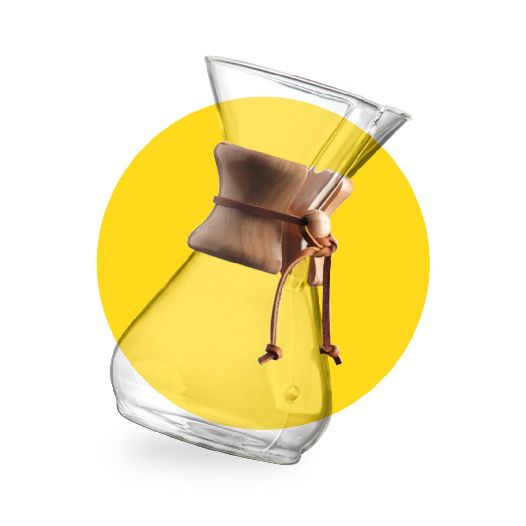 Chemex kohvivalmistaja