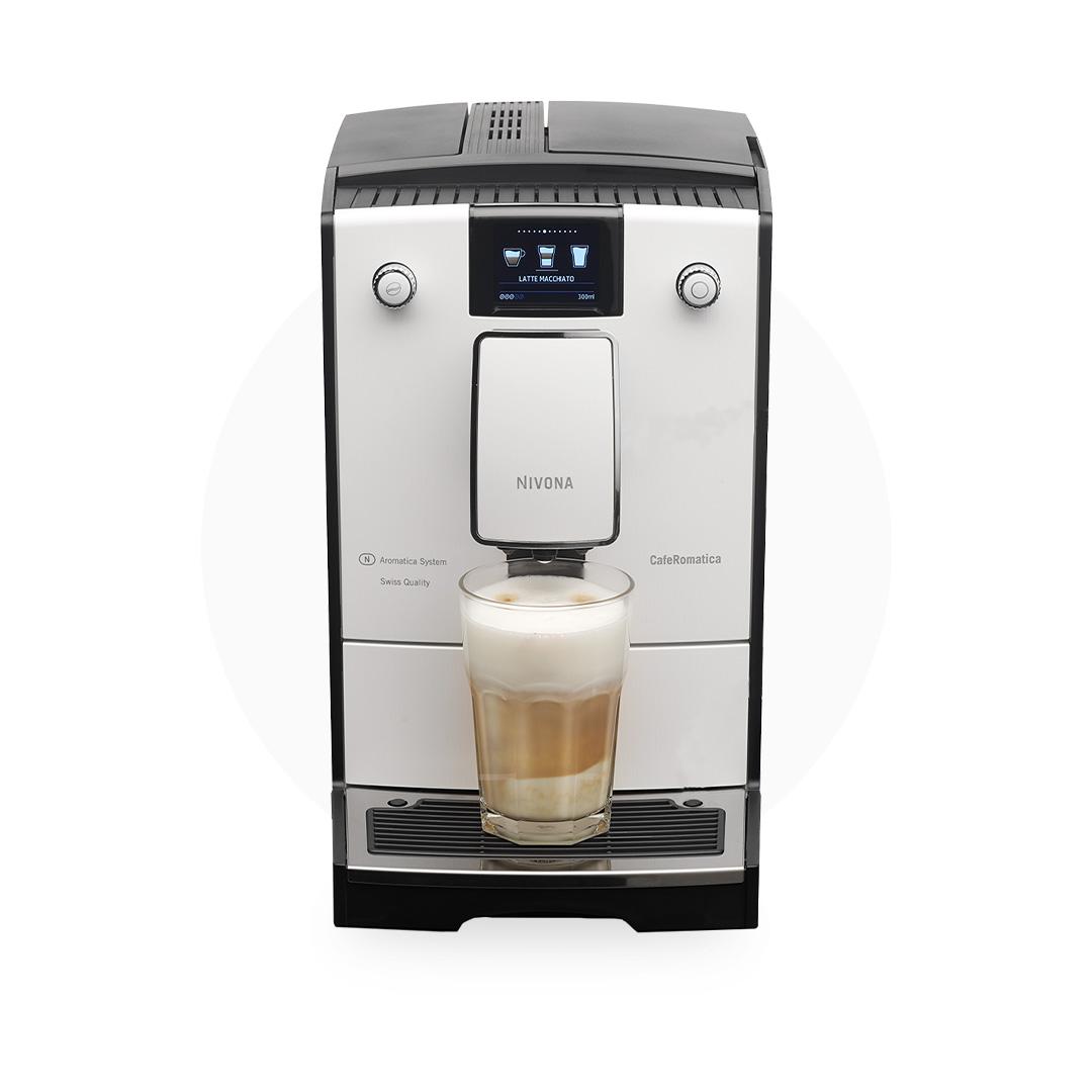 Automaatsed NIVONA kohvimasinad