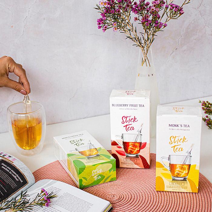Stick Tea tee -20%