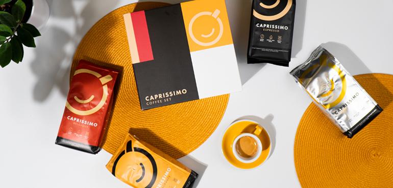 "Kohviubade komplekt ""Caprissimo Box"""