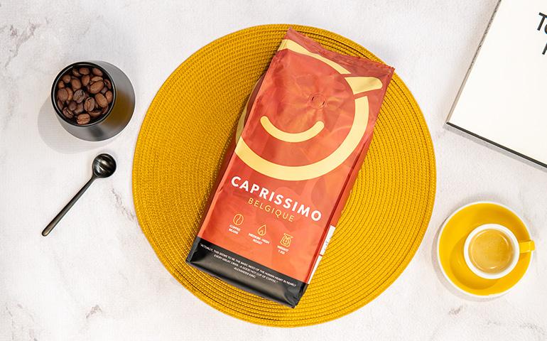 """Kohvioad """"Caprissimo Belgique"""""""