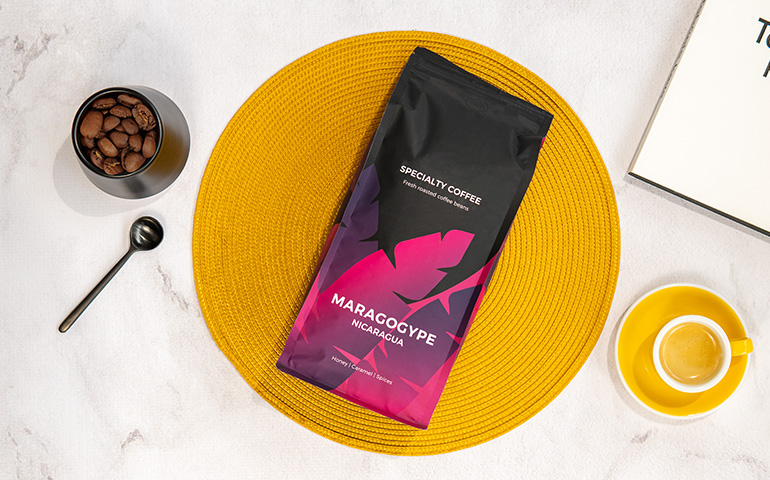 "Specialty kohvioad ""Nicaragua Maragogype"""