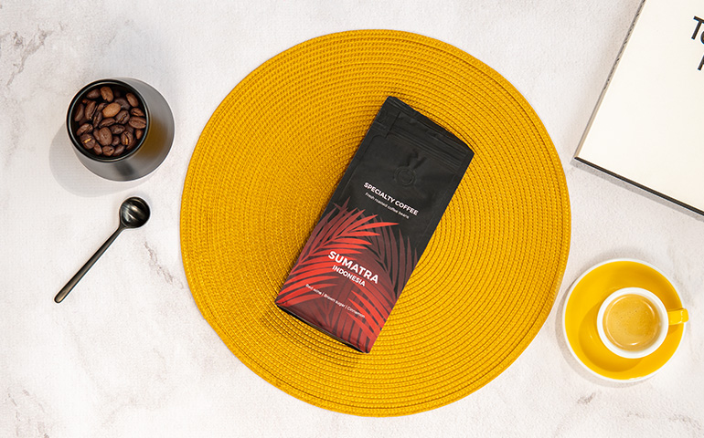 "Specialty kohvioad ""Indonesia Sumatra"""