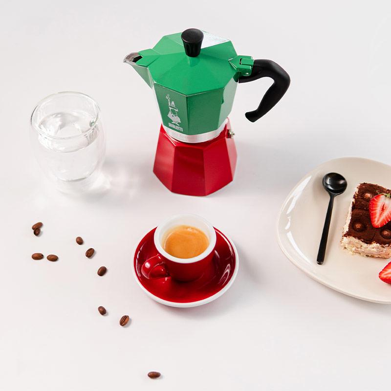 Sertifitseeritud Itaalia espresso