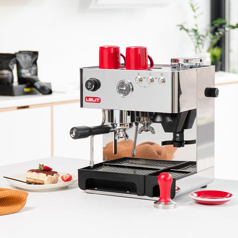 Pool-automaatne (manuaalne) espressomasin