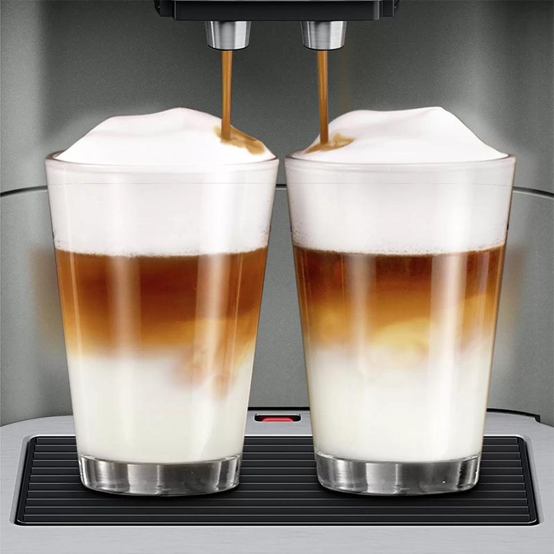 """""""One Touch Double Cup"""" funktsioon 2 korraga kohvi valmistamise funktsiooniga"""